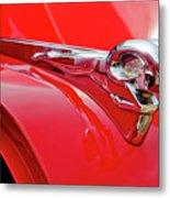 1949 Dodge Truck Hood Ornament Metal Print