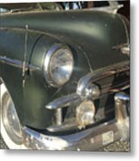 1950 Chevrolet Coupe Metal Print