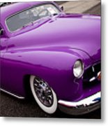 1950 Purple Mercury Metal Print