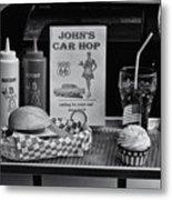 1950's Drive-in Metal Print