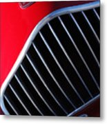 1951 Allard K2 Roadster Hood Ornament Metal Print