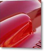 1951 Allard K2 Roadster Hood Scoop Metal Print