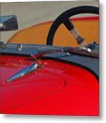 1951 Allard K2 Roadster Steering Wheel Metal Print
