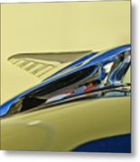 1951 Ford Hood Ornament 2 Metal Print