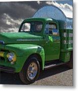 1951 Ford Truck Metal Print