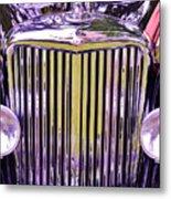 1951 Jaguar Mark V D H C Metal Print