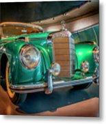 1951 Mercedes-benz 300 S Convertible A 7r2_dsc8202_05102017 Metal Print