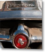 1951 Pontiac Coupe #3 Metal Print