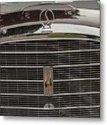 1951 Studebaker Champion Metal Print