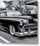 1951 Chevy Kustomized  Metal Print