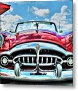 1952 Packard 250 Convertible Metal Print