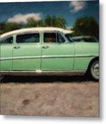 1953 Hudson Hornet Metal Print