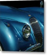 1953 Jaguar 120m  Metal Print