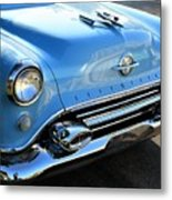 1954 Olds - Oldsmobile 88 Front View Metal Print