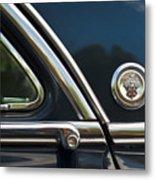 1954 Patrician Packard Emblem 3 Metal Print