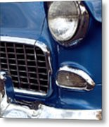 1955 Chevy Front End Metal Print