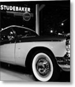 1955 Studebaker President Speedster Metal Print
