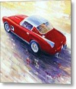 1956 Ferrari 410 Superamerica Scaglietti Series Metal Print