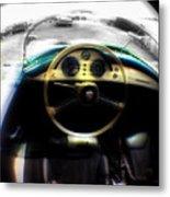 1956 Porsche Speedster  Metal Print