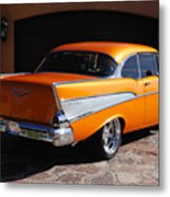 1957 Chevrolet Belair Coupe Metal Print