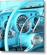1957 Chevrolet Metal Print