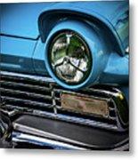 1957 Ford Detail Metal Print