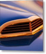 1957 Ford Thunderbird Scoop Metal Print