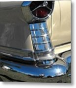 1957 Oldsmobile Super 88 Metal Print