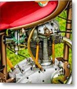 1958 Ducati 175 F3 Race Motorcycle -2119c Metal Print