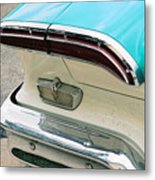 1958 Edsel Pacer Tail Light Metal Print