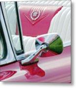 1959 Cadillac Eldorado Interior Metal Print