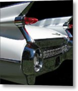 1959 Cadillac Tail Metal Print