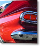 1959 Chevrolet Biscayne Taillight Metal Print
