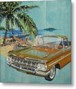 1959 Chevrolet El Camino Metal Print