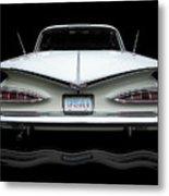 1959 Chevrolet Impala Metal Print