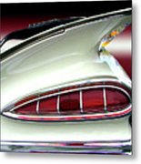1959 Chevrolet Impala Tail Metal Print