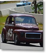 1959 Volvo 544 Metal Print