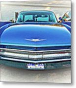 1960 Cadillac - Vignette Metal Print