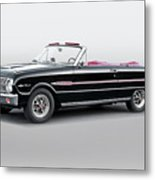 1960 Ford Falcon Sprint Convertible I Metal Print
