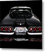 1960 Thunderbird Hardtop Coupe Metal Print