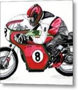 1960s Ducati Desmo Metal Print