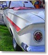 1961 Chevrolet Impala Convertible Metal Print