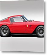 1961 Ferrari Gt 250 Swb Metal Print