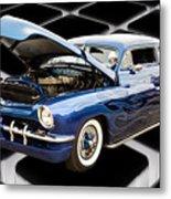 1951 Mercury Classic Car Photograph 002.02 Metal Print