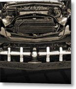 1951 Mercury Classic Car Photograph 009.01 Metal Print