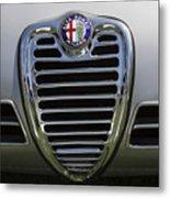 1962 Alfa Romeo Grille Metal Print