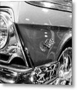 1962 Chevrolet Belair Bubbletop Metal Print