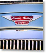 1963 Austin-healey Mark IIi Bj8 Metal Print