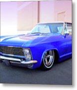 1963 Buick Riviera Metal Print