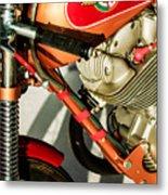 1964 Ducati 250cc F3 Corsa Motorcycle -2727c Metal Print